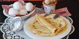 Palačinke recept iz bakinog kuvara - Recepti i Kuvar online - foto Pixabay