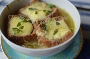 Francuska supa od luka - Recepti i Kuvar online