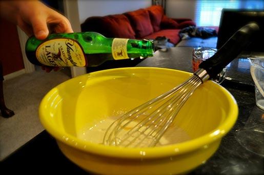 Palačinke sa pivom punjene spanaćem - Recepti i Kuvar online