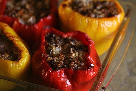 Punjena pečena paprika - Recepti i Kuvar online