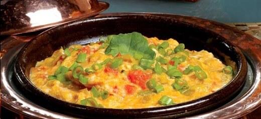 Omlet sa slatkim paprikama - Recepti & Kuvar | Recepti & Kuvar Online - Šta da kuvam danas?