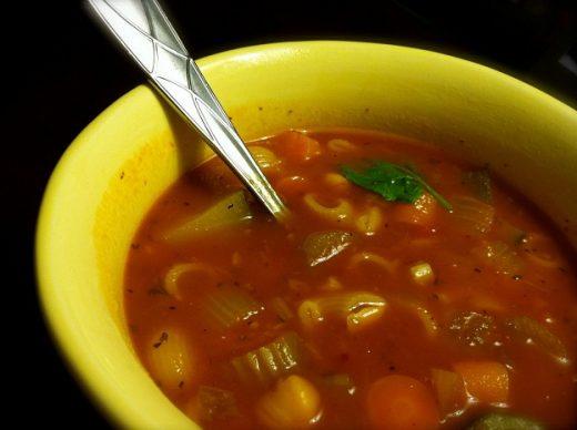 Minestrone supa - Recepti i Kuvar online