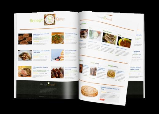 Recepti i Kuvar online - Newsletter - Magazin