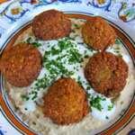 Ćufte od leblebije (Falafel) - Maja Levaja - Recepti i kuvar online