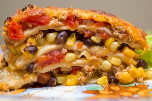 Meksičke lazanje - Recepti i Kuvar online