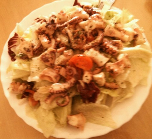 Salata od hobotnica – Ana Vuletić - Recepti i Kuvar online