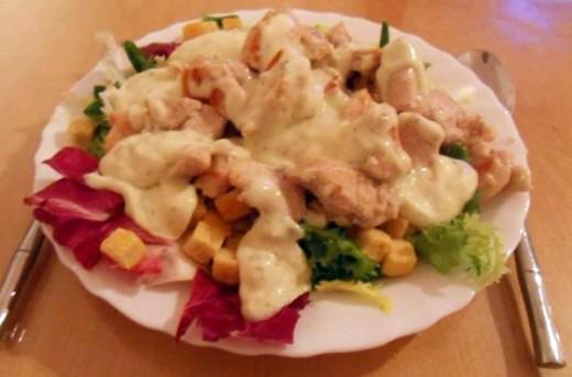 Cezar salata – Ana Vuletić - Recepti i Kuvar online
