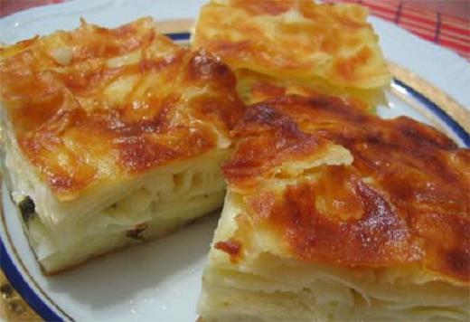 Burek recept - Recepti i Kuvar online