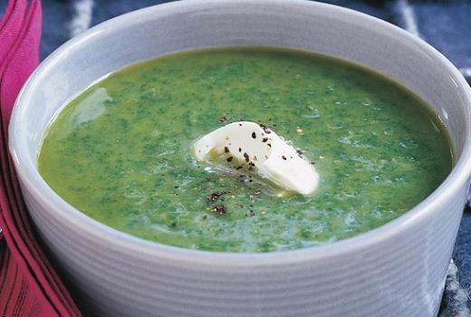Čorba od spanaća sa pavlakom – Recepti i Kuvar online