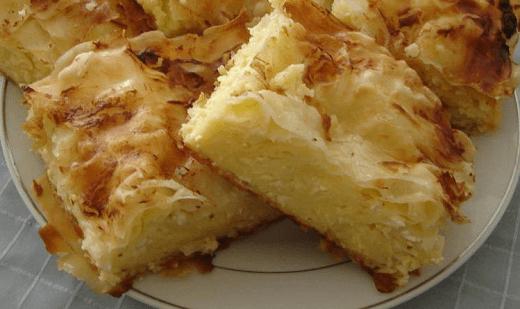 Gibanica recept - Recepti i Kuvar online