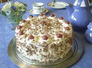 Švarcvald torta originalni recept - Recepti & Kuvar | Recepti & Kuvar Online - Šta da kuvam danas?