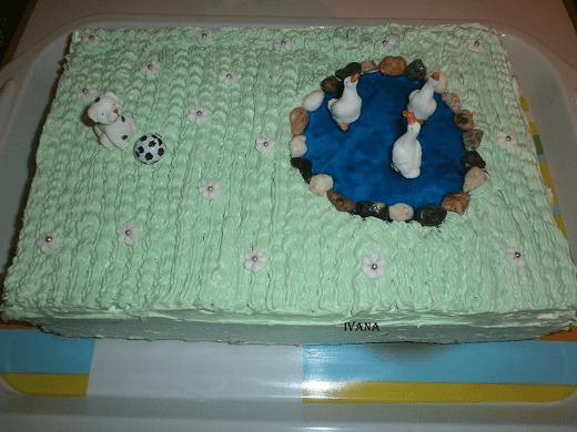 Keks torta - Ivana Pešić