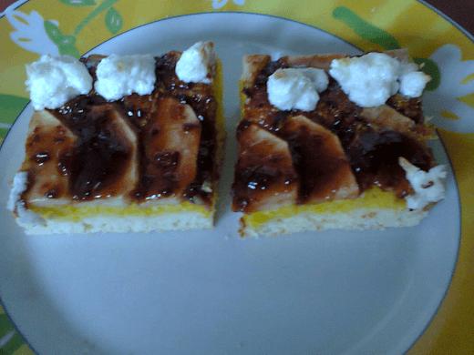 Plitki kolač od jabuka – Marija Mirković - Recepti i Kuvar online