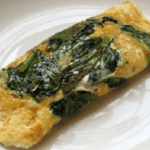 recepti i kuvar omlet sa spanacem png
