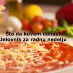Šta da kuvam danas? - Jelovnik za 22.-26.09.2014. - Recepti & Kuvar   Recepti & Kuvar Online - Šta da kuvam danas?