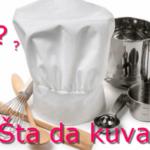 Šta da kuvam danas? - Jelovnik za 29.09.-03.10.2014. - Recepti & Kuvar   Recepti & Kuvar Online - Šta da kuvam danas?