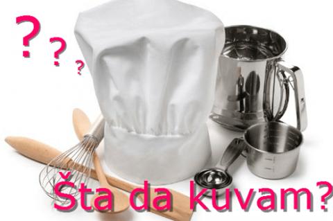 Šta da kuvam danas? - Jelovnik za 29.09.-03.10.2014. - Recepti & Kuvar | Recepti & Kuvar Online - Šta da kuvam danas?