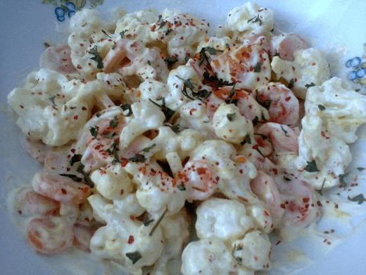 Salata od krafiola - Marija Mirković - Recepti i Kuvar online