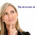 Šta da kuvam danas? - Jelovnik za 03.11.-07.11.2014. - Recepti & Kuvar   Recepti & Kuvar Online - Šta da kuvam danas?