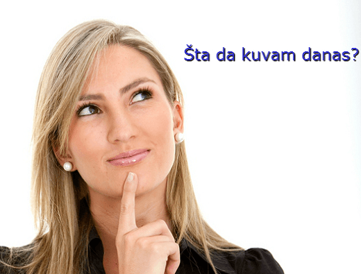 Šta da kuvam danas? - Jelovnik za 03.11.-07.11.2014. - Recepti & Kuvar | Recepti & Kuvar Online - Šta da kuvam danas?