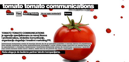 Tomato Tomato Communications
