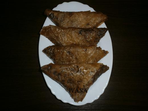 Baklava sa čokoladom i orasima - Ivana Pešić - Recepti i Kuvar online