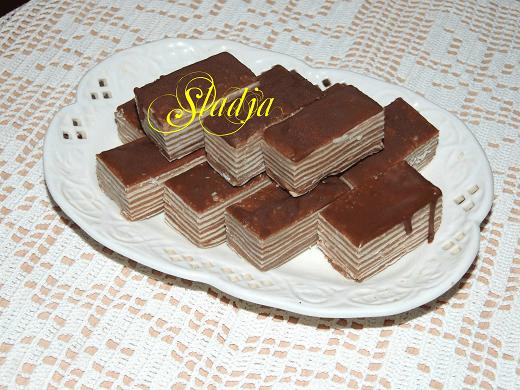 Čokoladna torta sa rozen koricama - Slađanja Šćekić - Recepti i Kuvar online