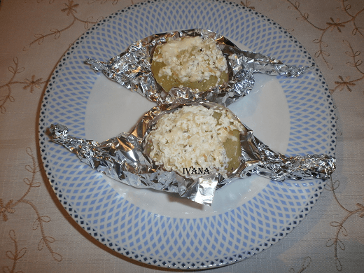 Krompir u foliji - Ivana Pešić - Recepti i Kuvar online