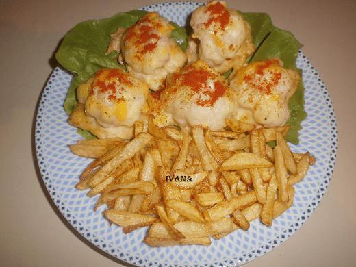 Piletina a la dibari - Ivana Pešić - Recepti i kuvar online
