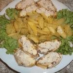 piletina u smokingu Ivana Pesic png