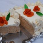 Rozen torta sa bundevom - Zuzana Grnja - Recepti i Kuvar online
