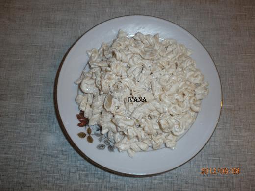 Salata sa makaronama - Ivana Pešić - Recepti i Kuvar online