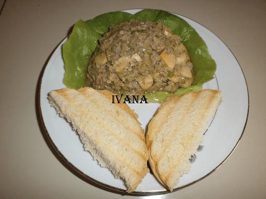 Salata sa tunjevinom - Ivana Pešić - Recepti i Kuvar online