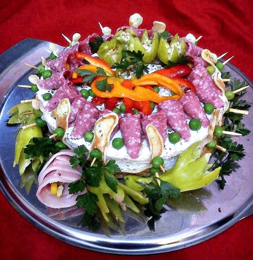 Slana rođendanska torta - Kristina Gaspar - Recepti i Kuvar online