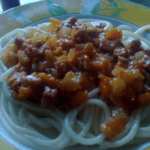 spagete sa sosom od sargarepe Marija Mirkovic png