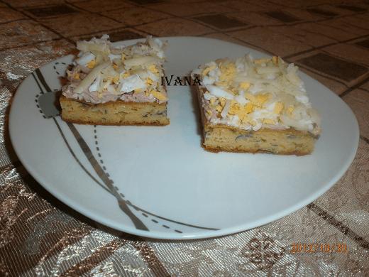 Spanać kocke - Ivana Pešić - Recepti i kuvar online