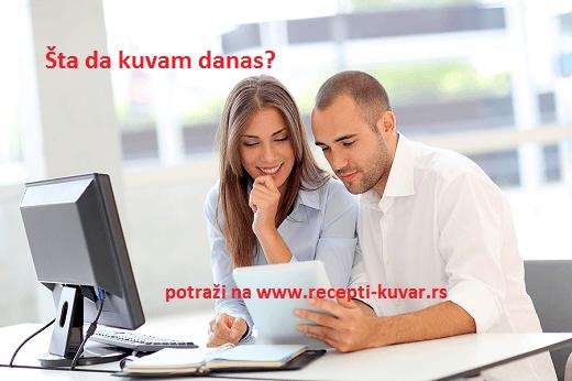Šta da kuvam danas - Jelovnik za nedelju 17.11. - 21.11.2014. - Recepti i kuvar online