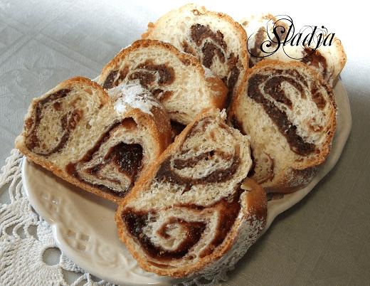 Štruda sa čokoladom i džemom - Slađana Šćekić - Recepti i Kuvar online