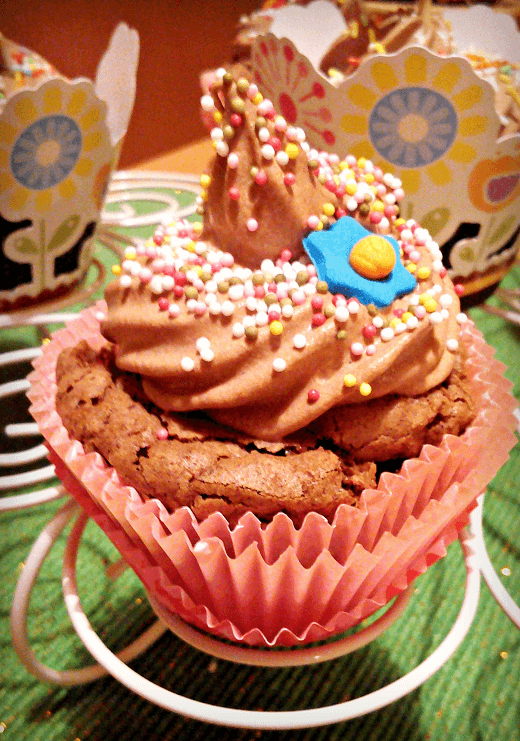 Čokoladni cupcakes - Kristina Gašpar - Recepti i Kuvar online