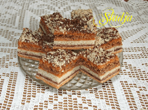 Kakao-med kolač - Slađana Šćekić - Recepti i Kuvar online