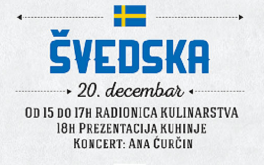 Švedska gastronomija - Kuhinja sveta - Grocka - Branka Gajić - Recepti i Kuvar online