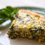 recepti i kuvar fritata od bez masnog sira sa graskom png
