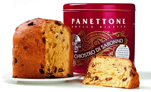 Panettone - panetone italijanski božićni hleb - Recepti i Kuvar online