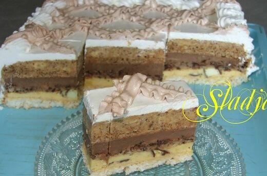 Rođendanska Goranova torta - Slađana Šćekić - Recepti i Kuvar online