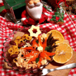 vegetarijanska obrok salata Kristina Gaspar png