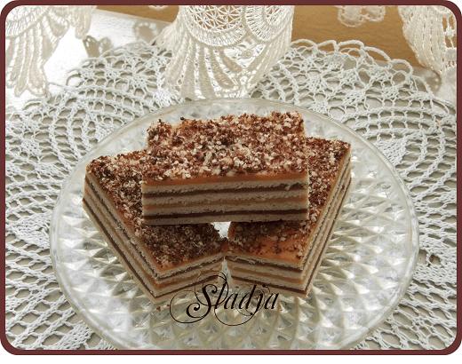 Čokoladno-karamel kolač - Slađana Šćekić - Recepti i Kuvar online