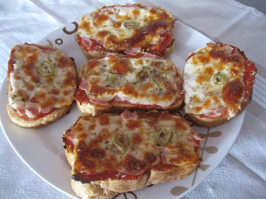 Hleb Pizza - Sandra Marković - Recepti i Kuvar online