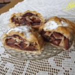 pita sa sljivama i cokoladom Sladjana Scekic png