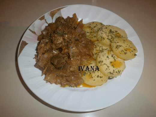 Sekelji gulaš - Ivana Pešić - Recepti i Kuvar online