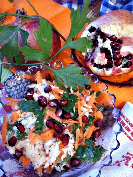 Sirova salata - Kristina Gašpar - Recepti i Kuvar online